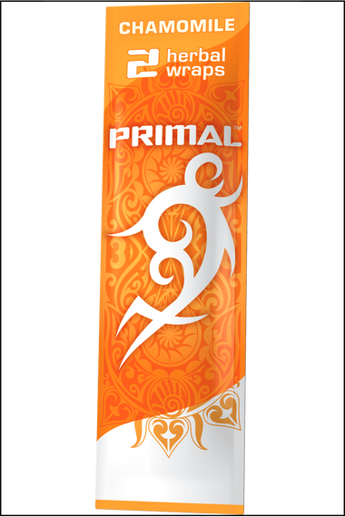 Primal Herbal Wrap Chamomile