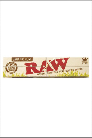 Papers - Raw Organic King Size