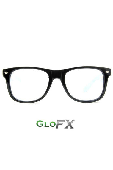 Glasses - GlowFX Ultimate Diffraction Black