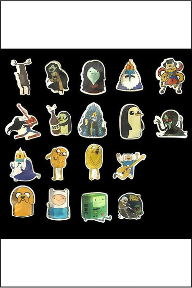Stickers - Adventure Time