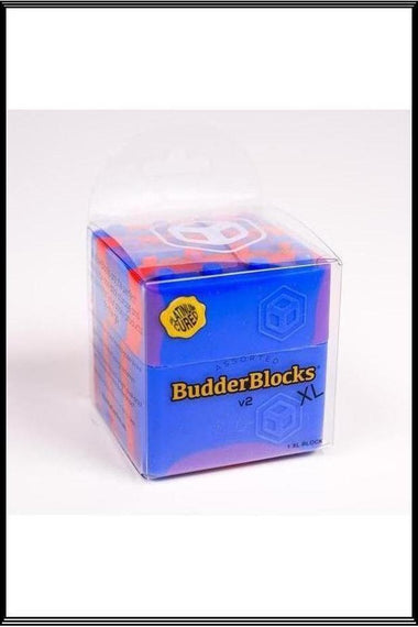 BudderBlocks™ V2 Platinum Cured Silicone XL Block