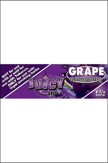 Papers - Juicy Jay's Flavoured 1.25 Size Grape