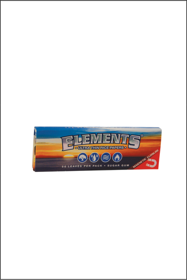 Papers - Elements 1 1/4 Size