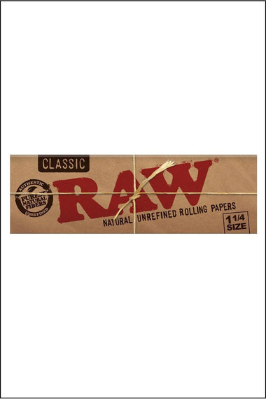 Papers - Raw Classic 1.25 Size