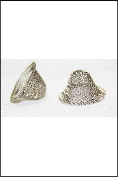 Mesh - Stainless Steel Mesh Screen Cone 1pk