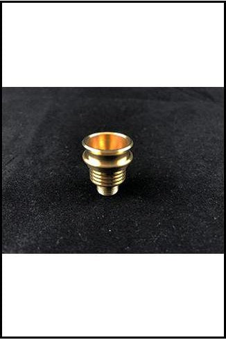 Cone Piece Brass Screw In Sml-Lrg