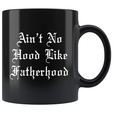 Funny Father Gift, New Dad Coffee Mug - BackyardPeaks