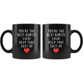 Auntie Gifts Best Auntie Ever Mug Auntie Coffee Mug Auntie Coffee Cup Auntie Gift Coffee Mug Tea Cup Black