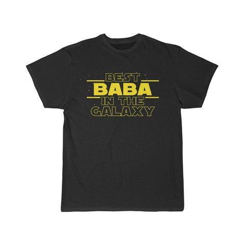 Best Baba In The Galaxy T-Shirt $16.99 | Black / L T-Shirt