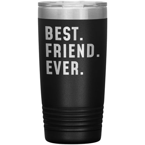 Best Friend Ever Coffee Travel Mug 20oz Stainless Steel Vacuum Insulated Travel Mug with Lid Birthday Gift for Friend Coffee Cup $29.99 |