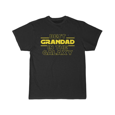 Best Grandad In The Galaxy T-Shirt $16.99 | Black / L T-Shirt