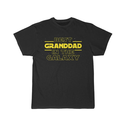 Best Granddad In The Galaxy T-Shirt $16.99 | Black / L T-Shirt