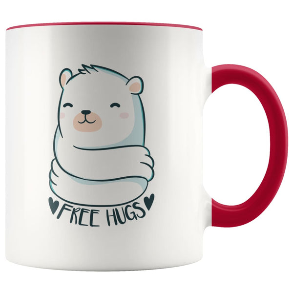 Free Mugs Mug - Cute Bear Coffee Mug