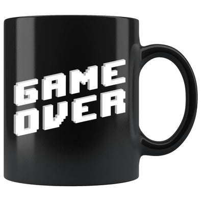 Game Over Coffee Mug - BackyardPeaks
