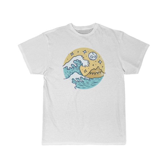 Japanese Streetwear The Great Wave off Kanagawa T-Shirt $19.99 | White / L T-Shirt