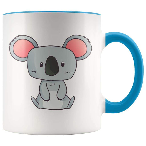 Koala Lover Gift - Cute Koala Coffee Mug - BackyardPeaks