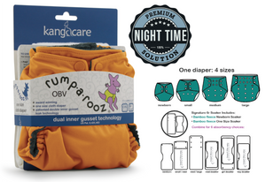 Rumparooz OBV by All About Cloth Diapers