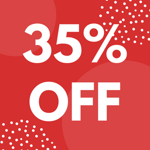 Click Here for 35% Off Sale!