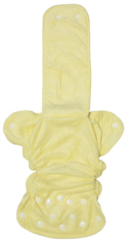 Inside Imagine Bamboo Newborn Fitted Cloth Diaper Insert