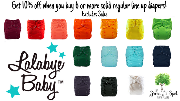 lalabye baby bulk discount options