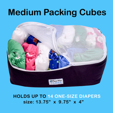 planet wise medium packing cube size