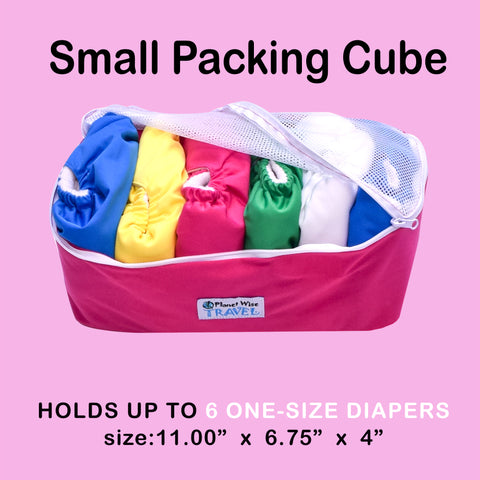 planet wise small packing cube size