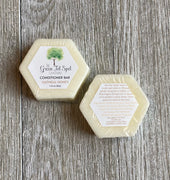 Solid Conditioner Bar - Oatmeal Honey