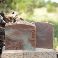 Sheepish Grins Goat Milk Soap - Celtic Moonspice