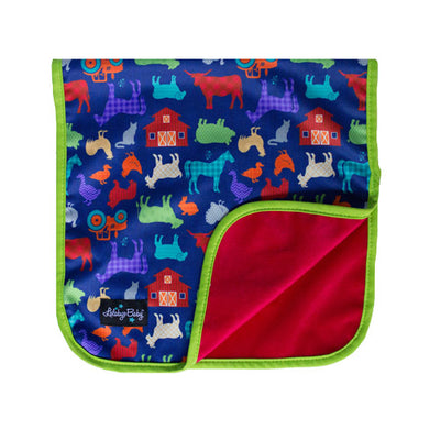 Lalabye Baby Changing Mat - The Green Tot Spot