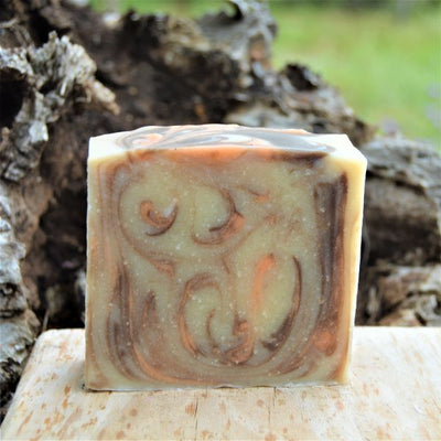 Sheepish Grins Goat Milk Soap - Orange Clove
