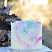 Sheepish Grins Goat Milk Soap - Apple Mango Tango