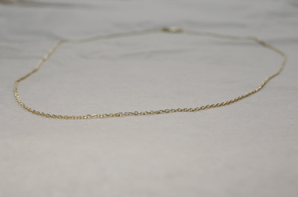 Simple Brass Chain