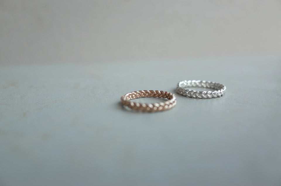 Braided Band - Wide