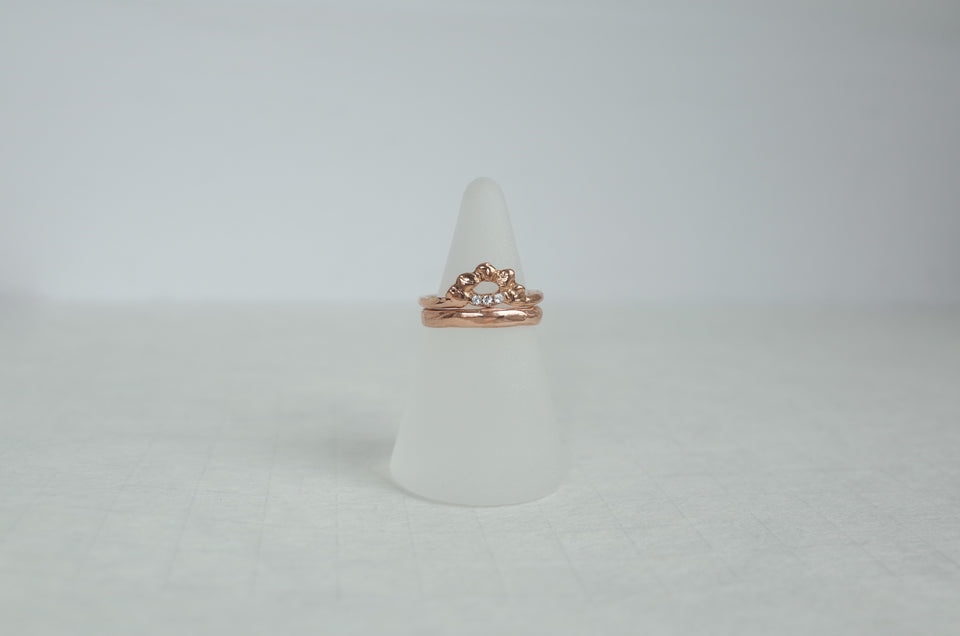 Jewelled Pathway Ring