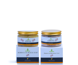 Moroccan Exfoliators Bundle