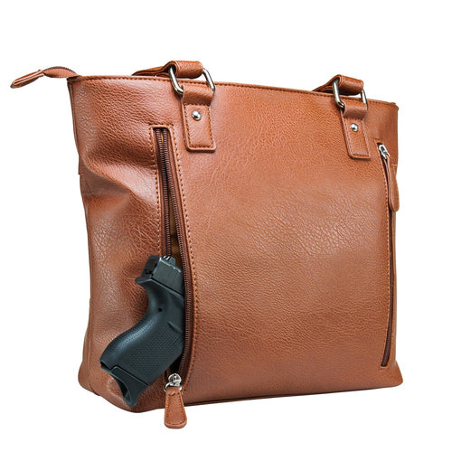 Concealed Carry Tote Bag