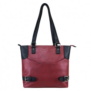 Concealed Carry Satchel Purse Small - 3 Colors