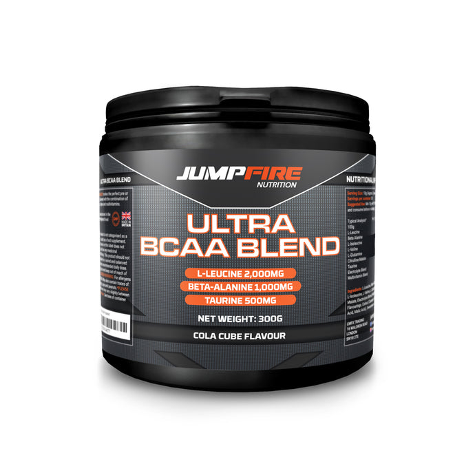 BCAA Powder Blend with MULTIVITAMINS