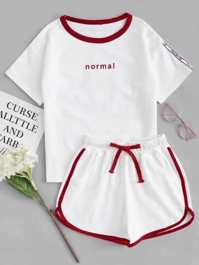Normal Two Piece Set