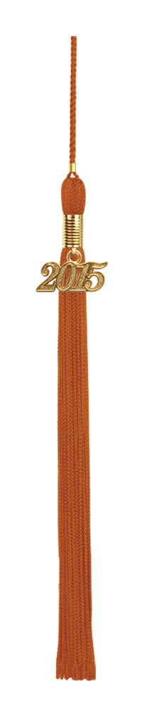 Orange High School Tassel