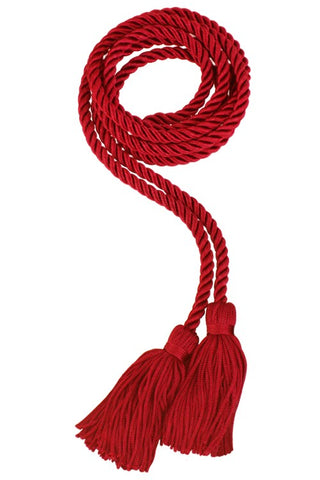 Red High School Honor Cord