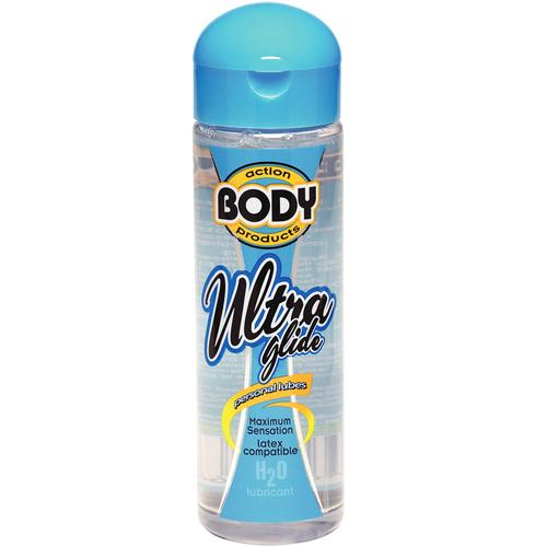 Body Action Ultra Light Waterbased 4.8oz