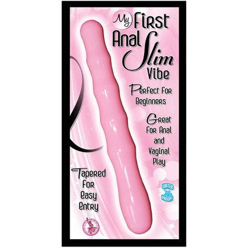 My First Anal Slim Vibe WP (Pink)