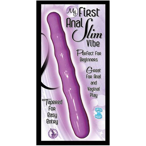 My First Anal Slim Vibe WP (Purple)