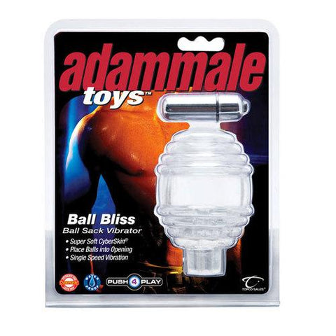 Adam Male Toys Ball Bliss Ball Sack Vibr