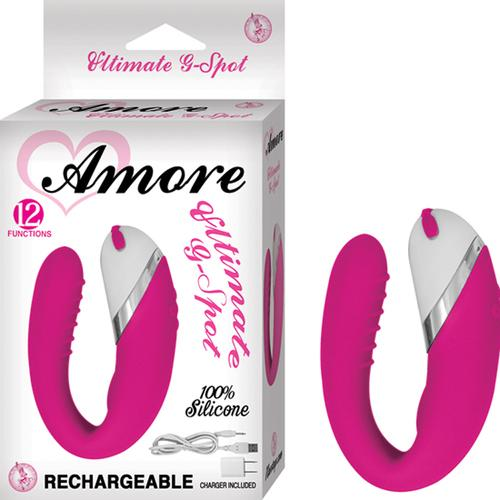 Amore Ultimate GSpot Silicone USB Pk