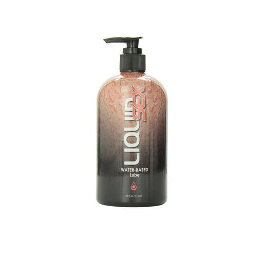 Liquid Sex Water-Based Lube, 16 fl. Oz