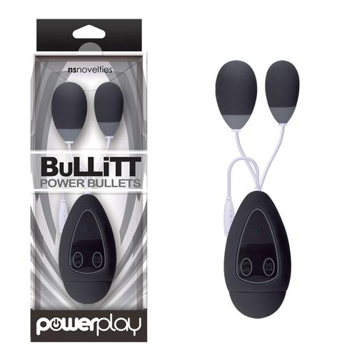 PowerPlay BuLLiTT Double Black