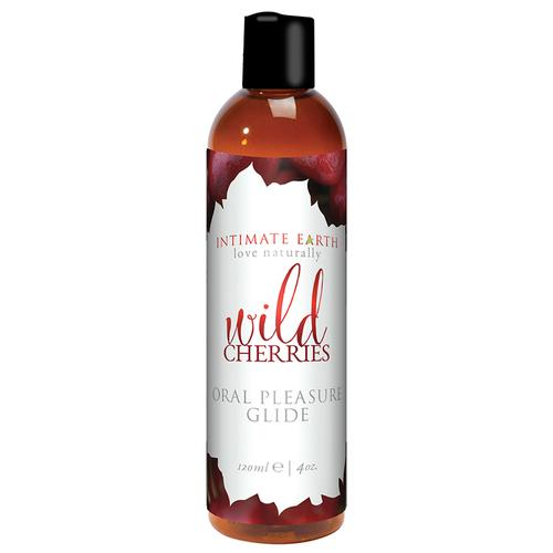 IE Wild Cherries Flavored Glide 120ml.