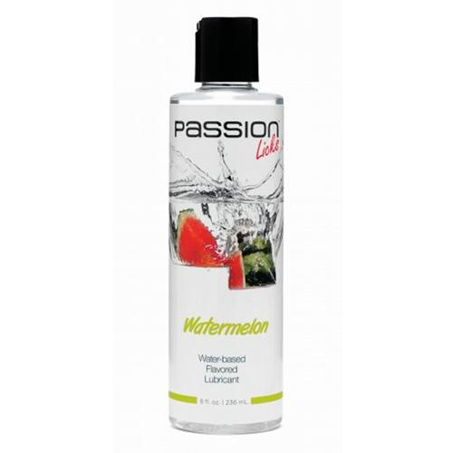 Passion Licks Watermelon Lubricant 8oz